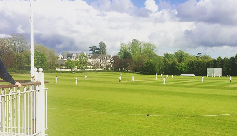 East Grinstead Cricket Pitch