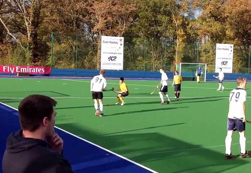 East Grinstead Hockey Pitch