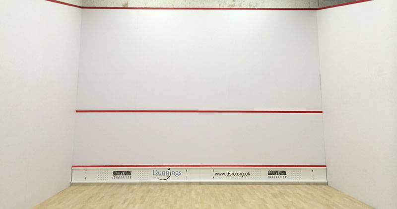 Dunnings Squash Court