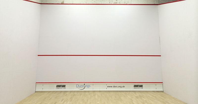 Dunnings Squash Court