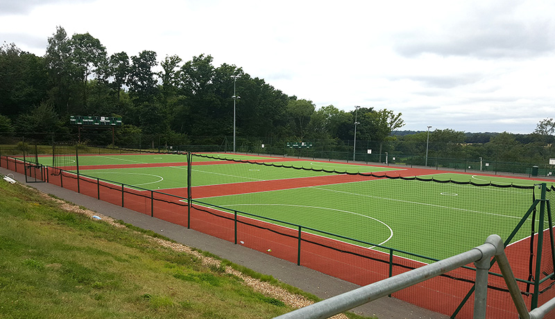 East Grinstead Netball Courts