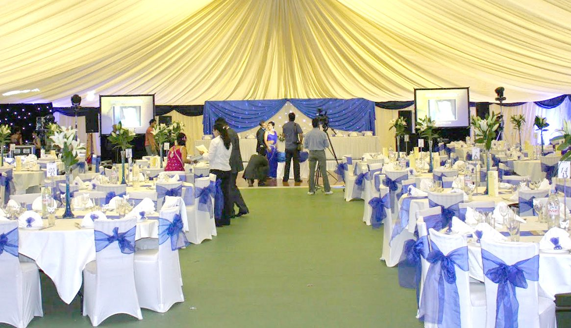 Wedding Sports Hall