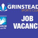 Bar and Catering Supervisor Job Vacancy at East Grinstead Sports Club