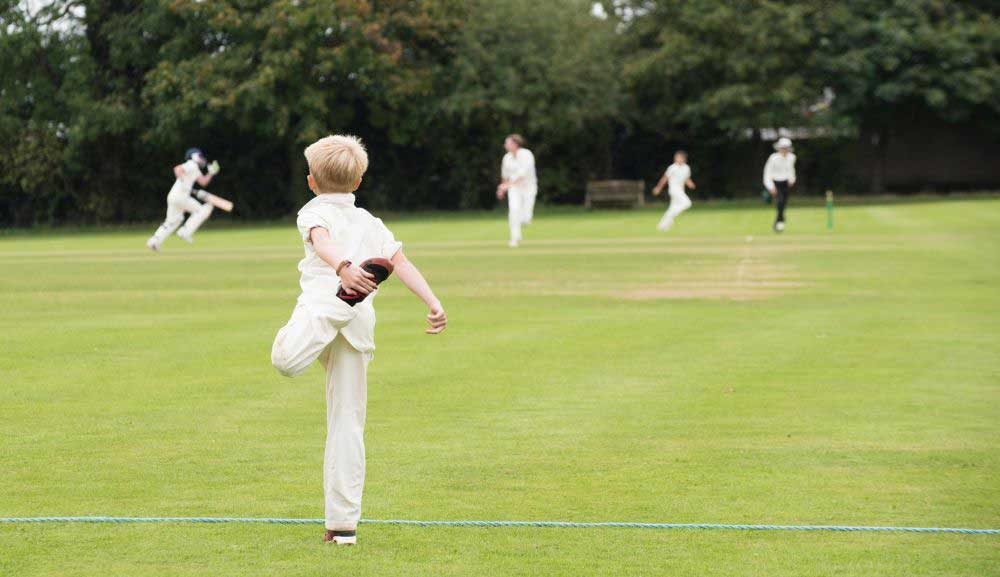 summer cricket camps