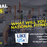 Take on our #fitnessday challenge, win a PT session!