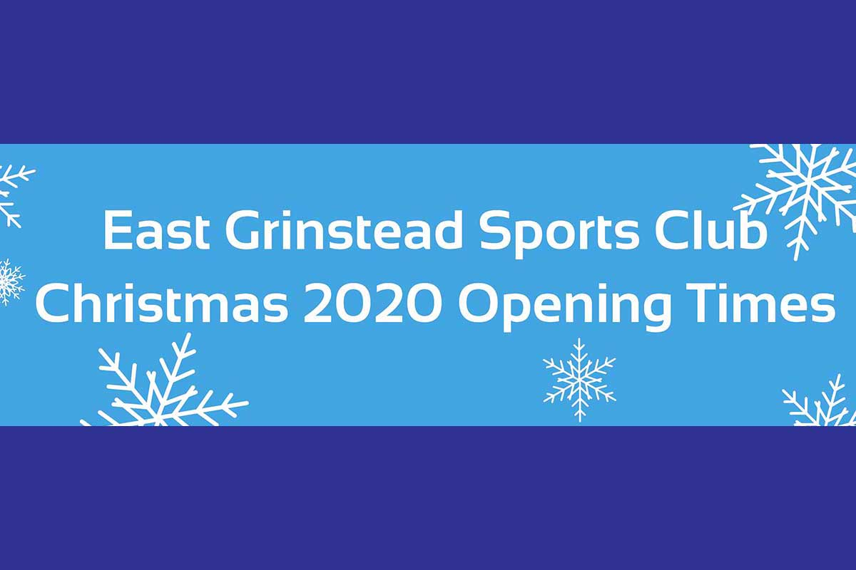 Christmas 2020 Opening Times